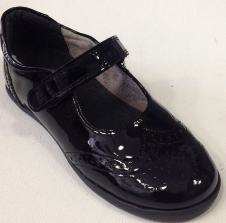 Richter Girls School Shoes